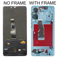 for Huawei P30 LCD Touch Screen Digitizer Assembly ELE-L29 ELE-L09 ELE-AL00 OEM 6.1  Display Replacement