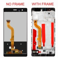 For HUAWEI P9 5.2 Inch AAA Quality LCD +Frame Lcd Display Screen For HUAWEI P9 EVA-L09 EVA-L19 Digiziter Assembly