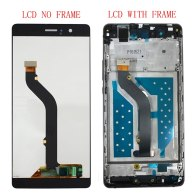 For HUAWEI P9 Lite LCD Touch Screen Digitizer5.2'' 1920x1080 IPS Display for HUAWEI P9 Lite LCD Screen with Frame Replacement