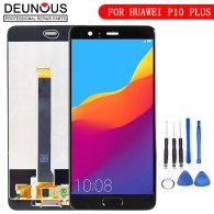 Tested  For HUAWEI P10 Plus LCD Display 5.5'' with Touch Screen Digitizer Assembly Replacement Parts VKY-AL00