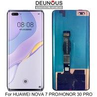 for Huawei Honor 30 Pro Nova 7 Pro LCD Touch Screen Digitizer Assembly 6.59  for Huawei Nova 7 Pro LCD display EBG-AN00 LCD