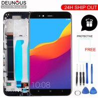 5.5  LCD For Xiaomi Mi A1 LCD Touch Screen Xiaomi Mi A1 Display with Frame Replacement For XiaoMi 5X LCD Display Digitizer