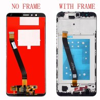 New For Huawei Honor 7X BND-L21 BND-L22 BND-L24 LCD display For Mate SE Touch Screen Digitizer Assembly Frame With Free Tools