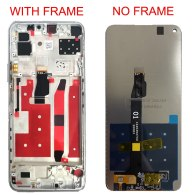 LCD Display for Huawei P40 Lite 5G CDY-NX9A N29A LCD with Frame Honor 30s CDY-AN90 Screen Replacement for Nova 7 SE Display