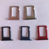 for Apple iPhone 13 Mini 13 Pro Max Silver/Black/Blue/Gold/Red Color Single SIM Card Tray Holder