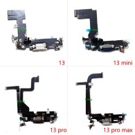 For Iphone 13 Mini 13 Pro Max USB Charging Board Dock Port Flex Cable