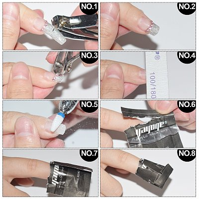New Style Customizing Nail Extension 15ML Polygel Trial/Starter/Professional Kit NP15