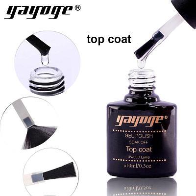 UV LED Gel Base Top Coat Set Nail Bonder A219(10ml)