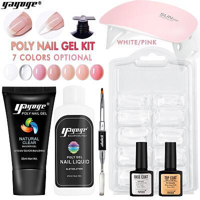 BE WAREHOUSE Poly Gel Set P26-Set07(30ml)
