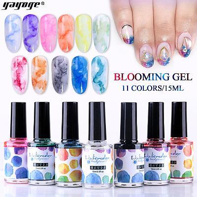 US WAREHOUSE Blossom Ink Liquid Gel Polish YCRY