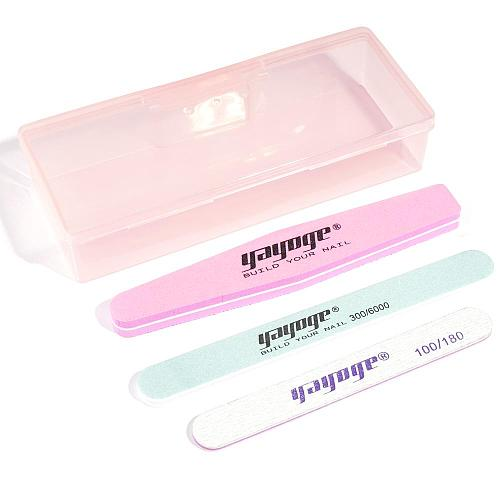 4 Pcs Nail File Kit