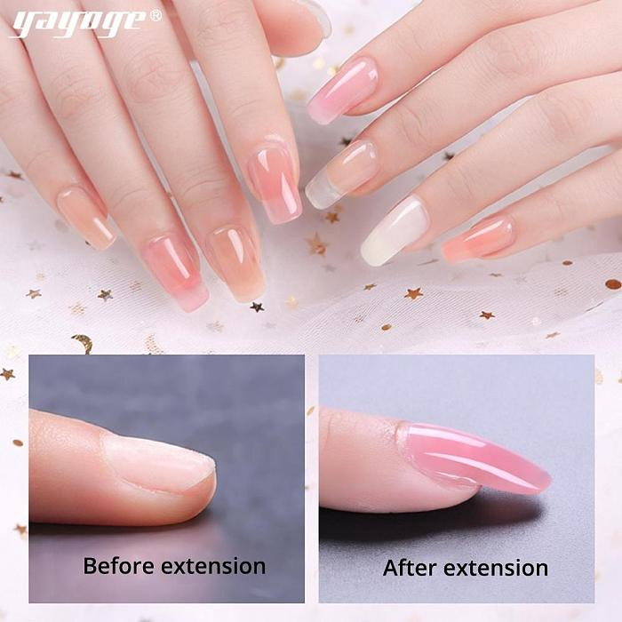 7 Basic Colors 7in1 Poly Gel Set P26-7P(30ml)
