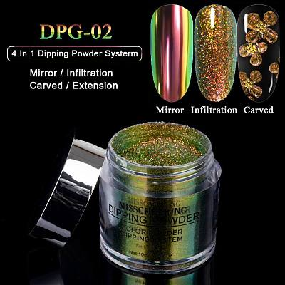 UK WAREHOUSE 4 in 1 Dipping Powder DPXG