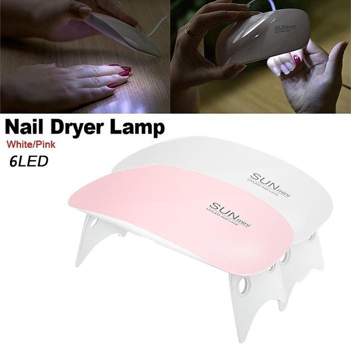 LED Nail Lamp LED6W-01