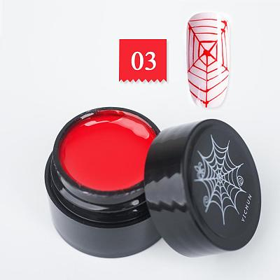 Soak Off Nail Spider Gel LS00(10g)