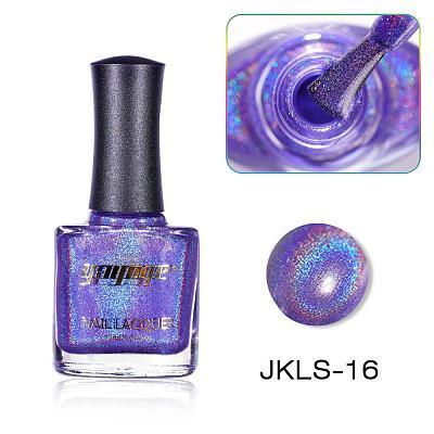 UK WAREHOUSE Holographic Laser Nail Polish JKLS-01