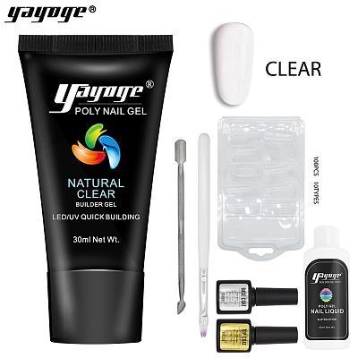 7 Basic Colors Poly Gel Kit P26-S3(30ml)