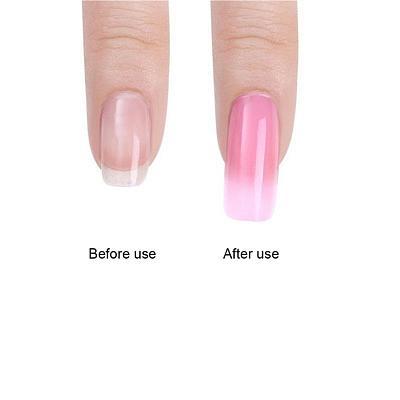 Builder Gel Set UV LED Quick Builder Nail Tips Extension Kit(18g)