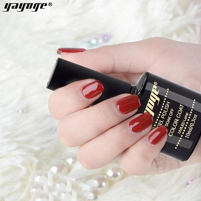 6 Colors Wind Red Series Soak Off UV LED Gel Polish(10ml)