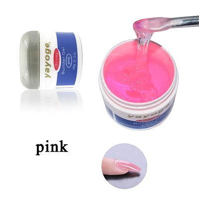 US WAREHOUSE 6 Pink Colors Nail Builder Gel N16(56g)