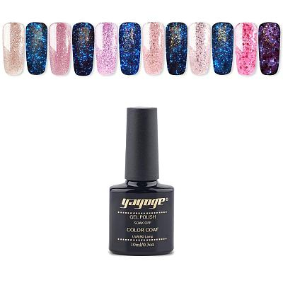 US WAREHOUSE Glitter Gel Polish YG-001