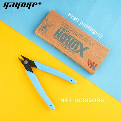 Mini Diagonal Pliers Nail Unloading Scissors Manicure Tool