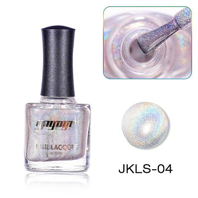 US WAREHOUSE Glitter Holographic Nail Polish JKLS
