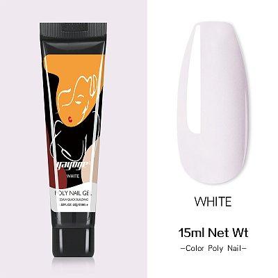 New Style 9 PCs 2 Colors 15ML Nail Extension Polygel Set YTNP15022