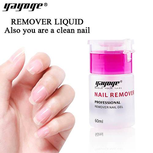 Nail Cleaner Gel Polish Remover(60ml)