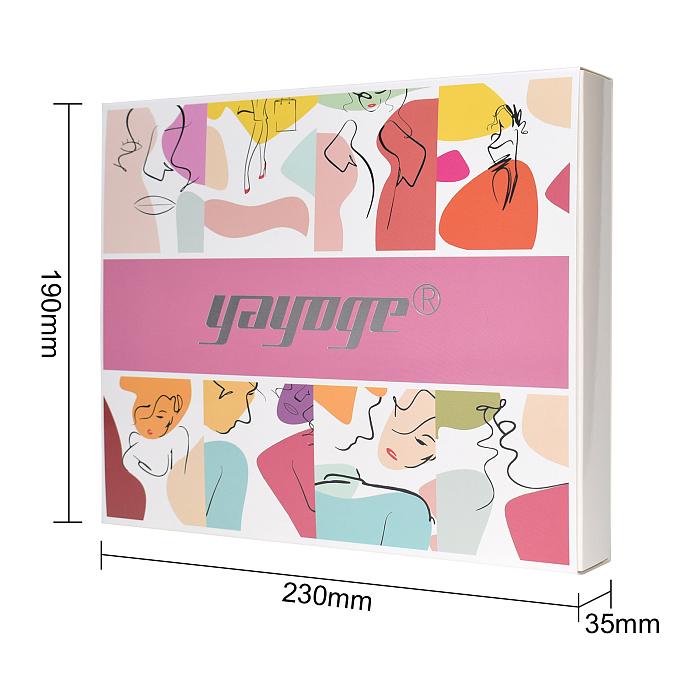 Joie des Filles 6 Colors Gel Nail Polish Starter Kit