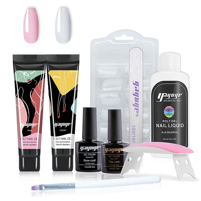 Fancy a Kiss 15ml Poly Gel Starter Kit