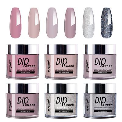 French nail dip nail powder