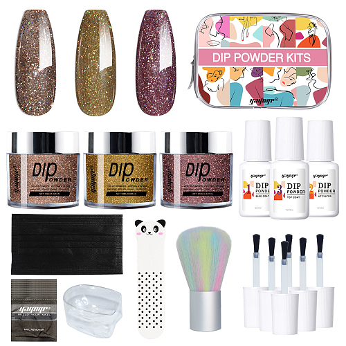 Lover of Outer Space Dip Powder Set Nail Kit