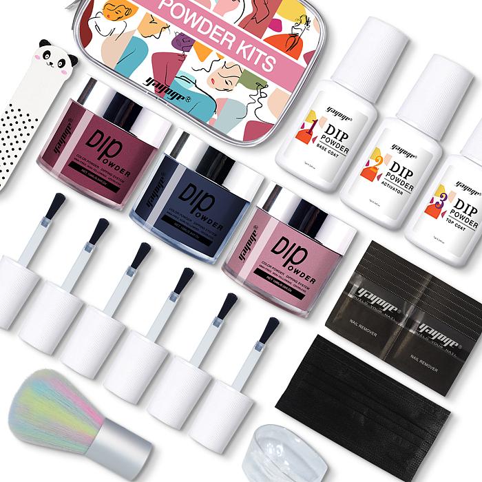 Dip Powder Nail Set Starter Kit