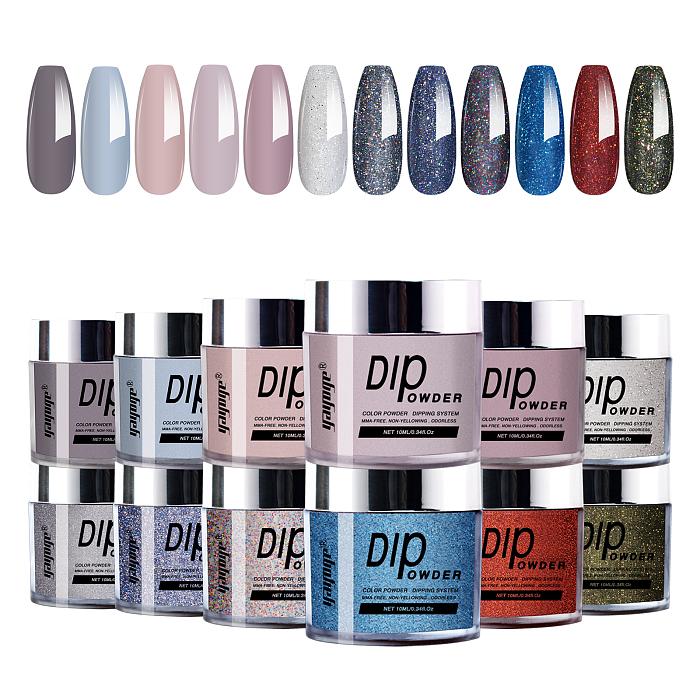 Contacter L'amour 12 Colors Dip Powder Set Colors
