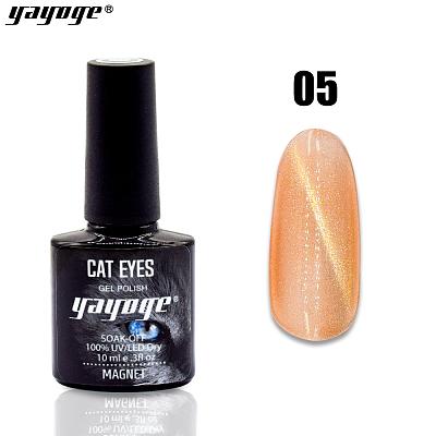 Light Water Cat Eye Gel Polish Magnetic UV LED Glitter Lacquer