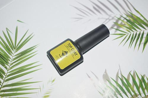 Nail polish top coat
