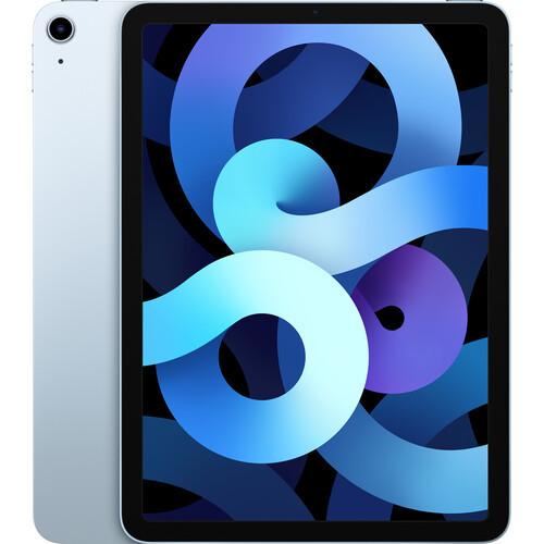 Apple 10.9  iPad Air (4th Gen, 256GB, Wi-Fi Only, Sky Blue)
