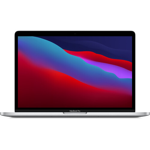 Apple 13.3  MacBook Pro M1 Chip with Retina Display (Late 2020, Silver)