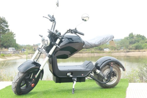 Eec Coc Approved 1500W 2000W Powerful Motorcycle Electric Citycoco Scooters For Adult