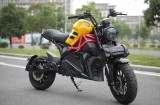 popular 3000W adult electric motorcycle