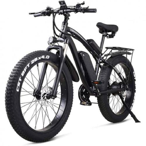 """[Limited Time Special] - 2021 Electric Powerful Bicycle 26"""""""