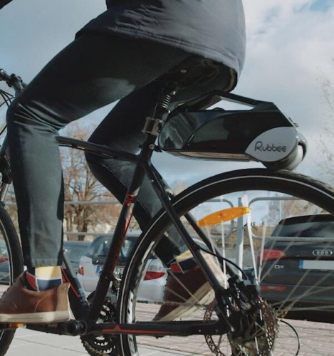 Electric bike kit