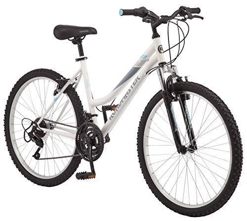 26  Roadmaster Granite Peak Women's Bike, Multiple Colors (White)