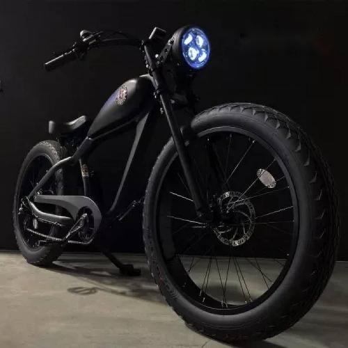 2021 McQueen 750 Destroyer E-Bike
