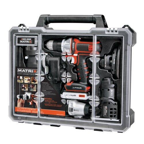 KIT COMBINED WITH 6 TOOLS【FACTORY CLEARANCE】