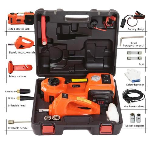 Electric Car Jack Kit [Limited Time Price]