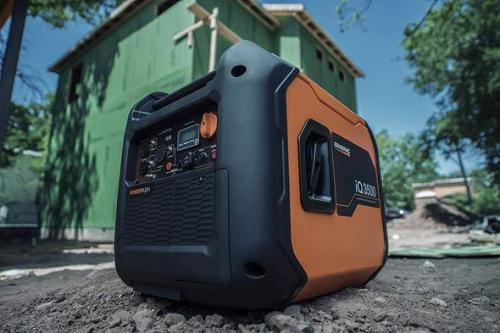 Gestor de Inversor Portátil-3500 W