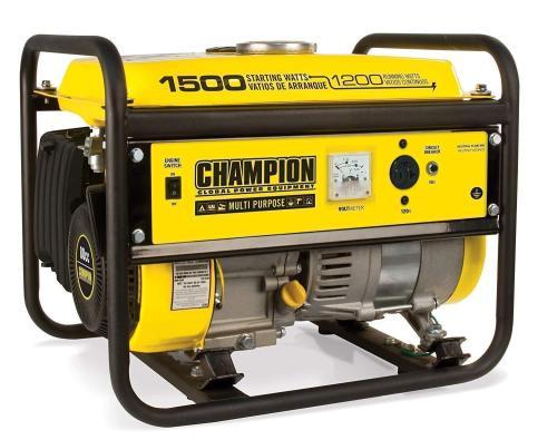 Champion 1200-Watt POWER STATION