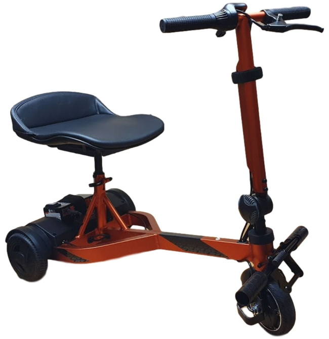 The All NEW Pride Mobility